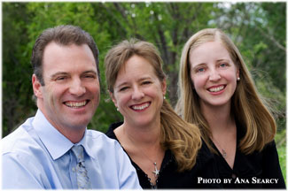 Dr. Erika Woodyard, Dr. Scott Rollins, and Dr. Erin Arthur provide health care and health services at Plateau Valley Medical Clinic in Mesa CO and Collbran Colorado