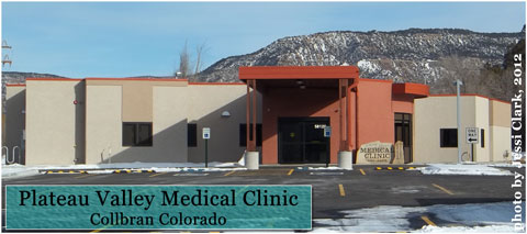Plateau Valley Medical Clinic in Collbran Colorado