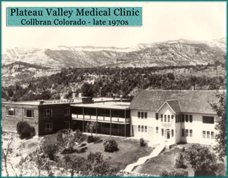 Faith Hospital renamed to Plateau Valley Medical Clinic
